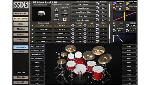 Steven Slate Drums Steven Slate Drums 5