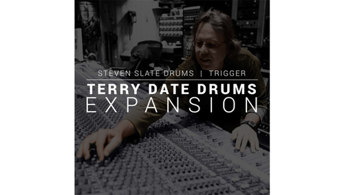 Steven Slate Drums Terry Date Drums EXPANSION for SSD5 ★在庫限り特価!