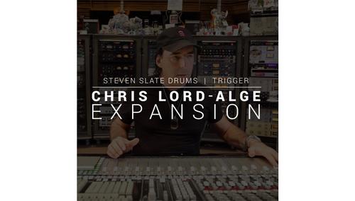 Steven Slate Drums Chris Lord-Alge EXPANSION