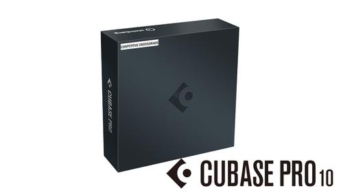 Steinberg Cubase Pro 10 クロスグレード版