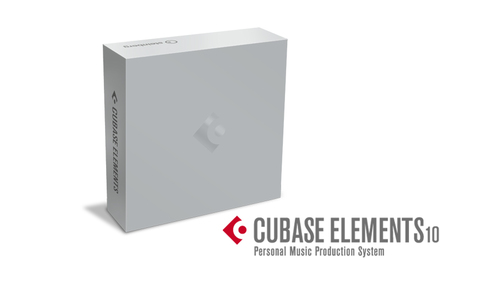 Steinberg Cubase Elements 10